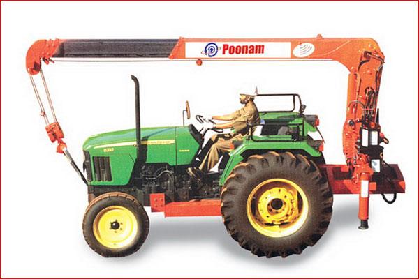 Tractor Hydraulic Boom Crane : Manufactures of hydraulic cylinder jacks rajkot india
